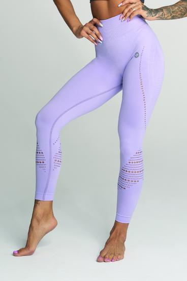 Gym Glamour Leggings Deynn Lavender