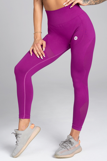 Gym Glamour Leggings Seamless Flash