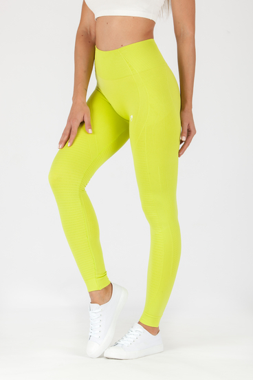 GoldBee Leggings BeSeamless Lime