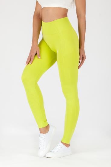 GoldBee Leggings BeSeamless Lime