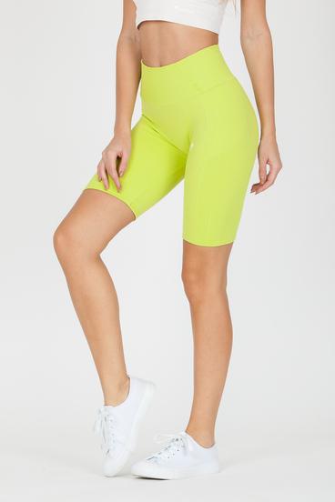 GoldBee Shorts BeSeamless Lime