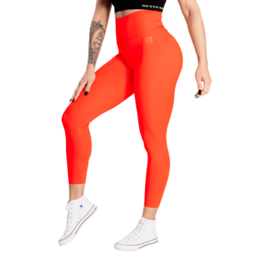 Better Bodies Leggings High Waist Sunset Red