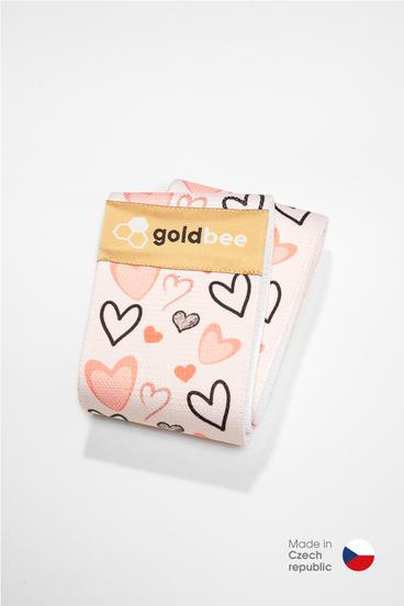GoldBee BeBooty - Heart CZ
