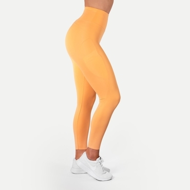 Better Bodies Leggings High Waist Light Orange