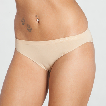Calvin Klein Kalhotky Pure Seamless Tělové