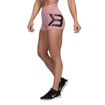 Better Bodies Shorts Gracie Heather Pink