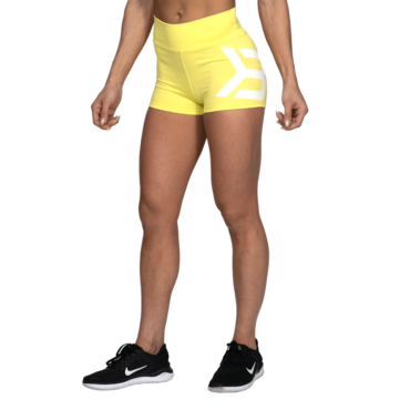 Better Bodies Shorts Gracie Lemon Yellow