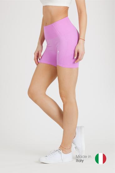 GoldBee BeSeamless Mini Shorts Violet