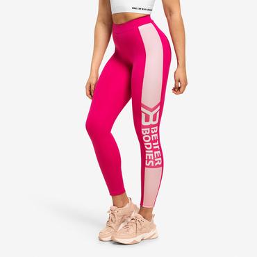 Better Bodies Leggings Chrystie Hot Pink