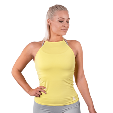 Better Bodies Top Performance Lemon Yellow