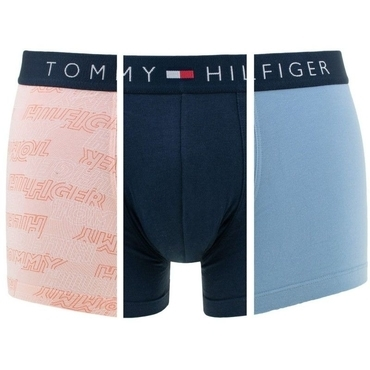Tommy Hilfiger 3Pack Boxers Shorts Colorful
