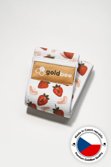 GoldBee Cotton Band - Strawberry