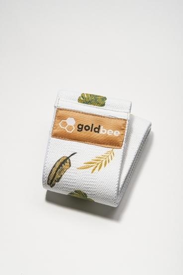 GoldBee Textile Band Leaves