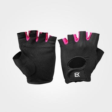 Better Bodies Gloves Womens Train Black/Pink