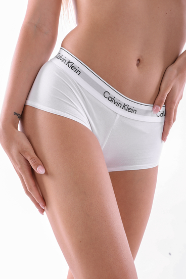 Calvin Klein Shorts Modern Cotton White
