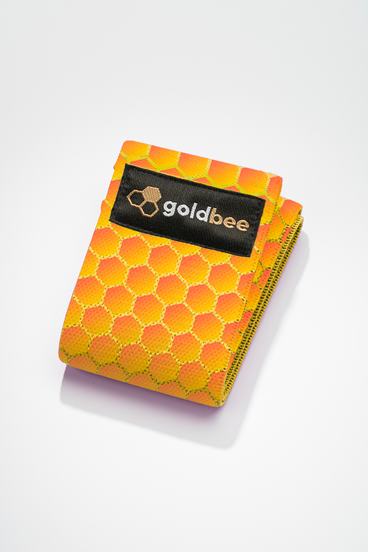GoldBee Textile Band - Honeycombs
