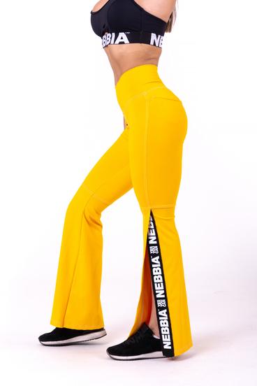 Nebbia Legíny 667 70's Fancy Žluté