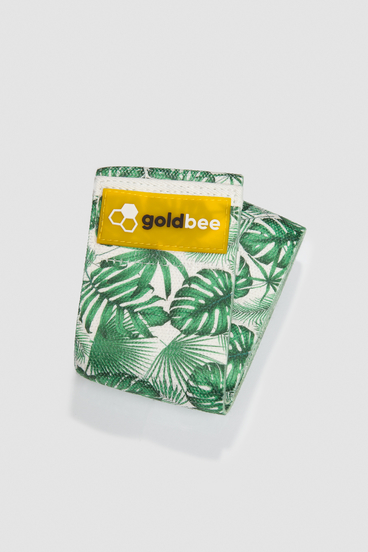 GoldBee Textile Resistance Band - Jungle