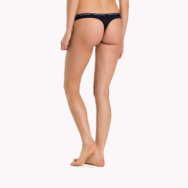 Tommy Hilfiger 3Pack Tanga Navy