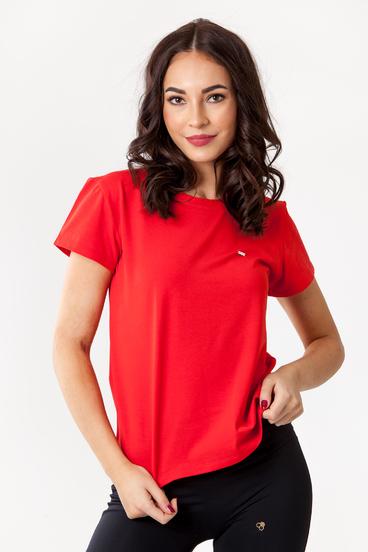 GoldBee T-shirt Organic Red