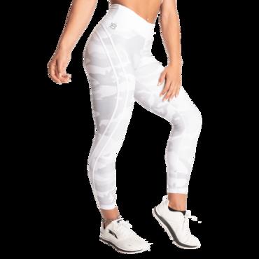 Better Bodies Leggings White Camo High Tights
