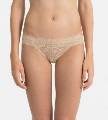 Calvin Klein Krajkové Tanga Tělové