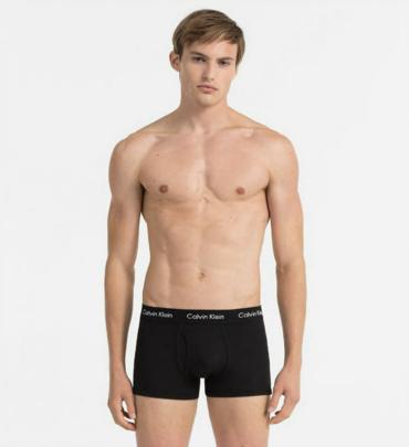 Calvin Klein Boxerky Modern Essentials Black
