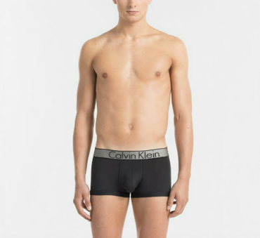 Calvin Klein Boxerky Customized Stretch Černé LR