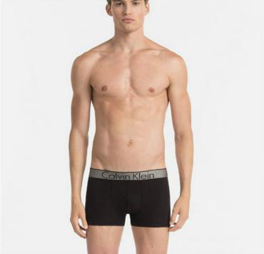 Calvin Klein Boxerky Customized Stretch Černé
