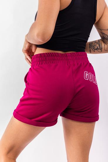 GoldBee Shorts LA Bordo