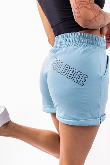 GoldBee Shorts LA Dusty Aqua