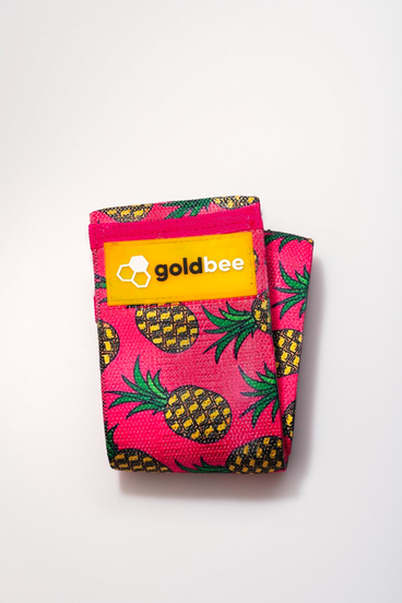 GoldBee Textile Band - Pineapple