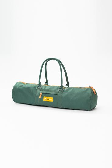 GoldBee Yoga Bag - Deep Green