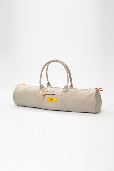 GoldBee Yoga Bag - Ivory