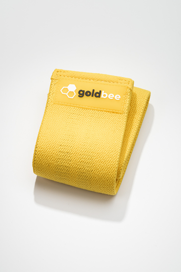 GoldBee Textile Band - Black