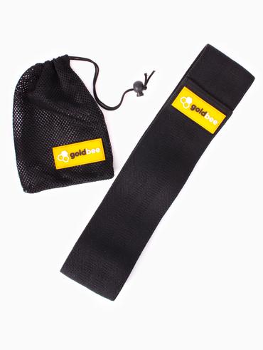 GoldBee Textile Band - Black