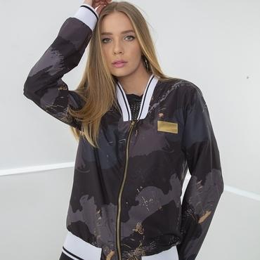 Labella Jacket Style Print