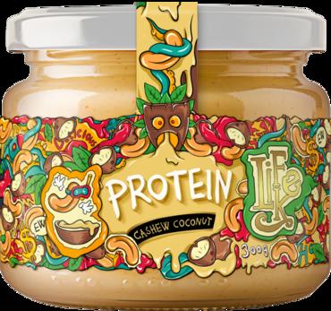 LifeLike Protein Cashew Coconut Butter - 300g