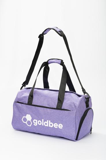 GoldBee Sport Bag - Purple