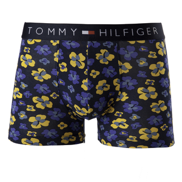 Tommy Hilfiger Boxerky Floral Yellow&Blue