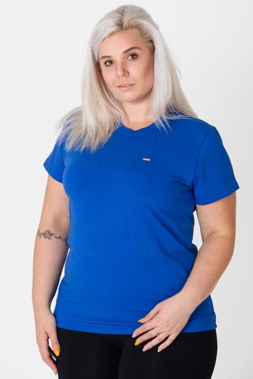 GoldBee T-shirt Organic Royal