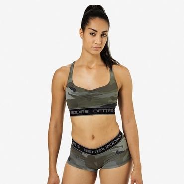 Better Bodies Bra Athlete Green Camoprint