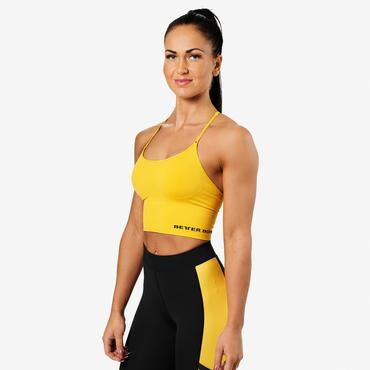 Better Bodies Bra Astoria Seamless Yellow
