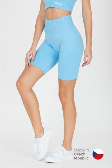 GoldBee BeSeamless Shorts Etheral Blue
