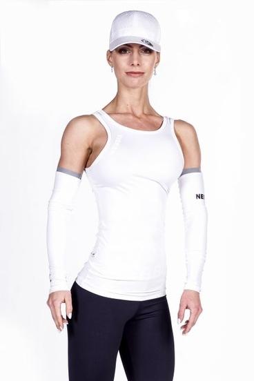 Nebbia Fitness Tílko 268 Bílé
