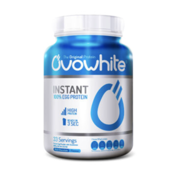 OvoWhite Protein Strawberry And Banana 453g