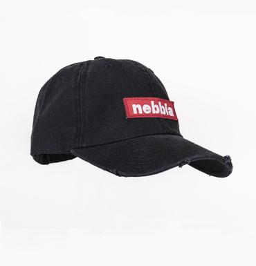 Nebbia Kšiltovka 162 Sport Red Label Černá