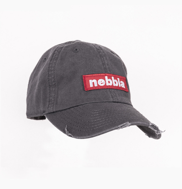 Nebbia Kšiltovka 162 Sport Red Label Šedá