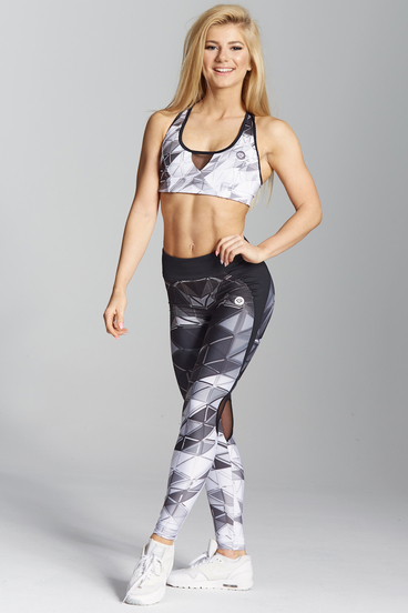 Gym Glamour Leggings Subdivide