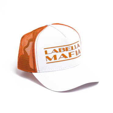 Labella Cup Orange Mesh